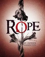 Rope, Saturday June 13 2:00pm