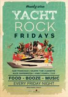 Manly Wine Free Drinks  - Yacht Rock