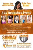 Spring 2015 Build Your Brand - $25 Headshots