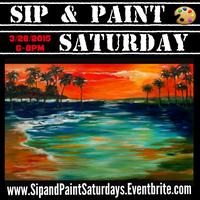 Sip paint saturdays includes complimentary wine lesson for Sip and paint charlotte nc