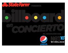 Billboard En Concierto - 3Ball MTY - LA