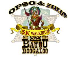 Zulu-Bayou Boogaloo Run/Walk