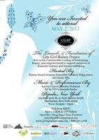 City Girl Beauty Project's Launch & Annual Fundraiser...