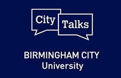 BCU City Talks Presents: What Birmingham means to me