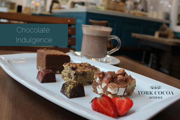York Cocoa Works Chocolate Indulgence - September Reservations