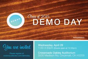 OCEAN 2015 Demo Day