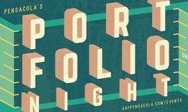 Portfolio Night w/AAF + Pensacola Designers