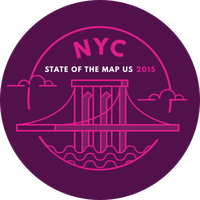 State of the Map US 2015 - New York City