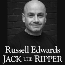 The Jack the Ripper Experience By Author Russell Edwards logo