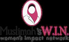 Muslimah's W.I.N. (Women's Impact Network) logo
