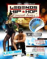 Legends Of Hiphop Concert Series @queenkhia...