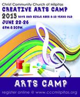 2015 CCCM Arts Camp