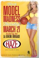 Model Madness at HAZE Nightclub