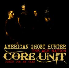 American Ghost Hunter logo