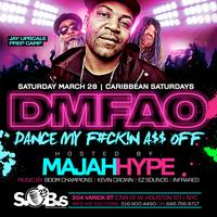 MAJAH HYPE HOSTS CARIBBEAN SATURDAYS @ SOBs | NYC's #1...