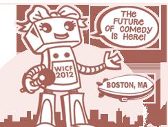 [WICF] ImprovBoston Headlining Event