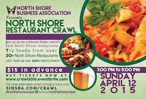 North Shore Restaurant Crawl - April 12, 2015