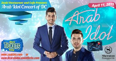 """Arab Idol"" Music Festival of Washington, DC"