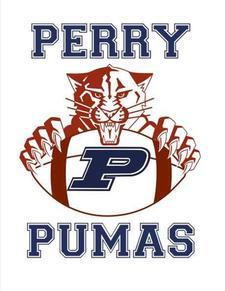 Perry Touchdown Club logo