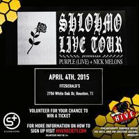 The Hive Society x Scoremore Present: Shlohmo Houston...