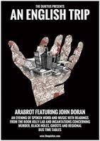 An English Trip: John Doran aka 'Jolly Lad' Book Tour