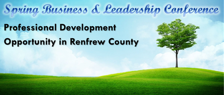 Spring Business & Leadership Conference