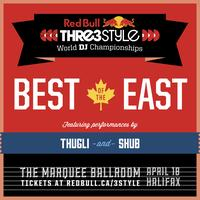 Red Bull Thre3Style 2015: Canadian East Regional...