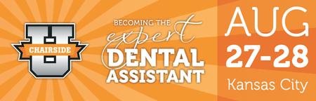 ACT Dental 2015:  Becoming An Expert Dental Assistant...
