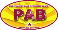 Programming and Activities Board  logo
