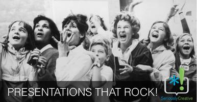 PRESENTATIONS THAT ROCK - Taller en Español