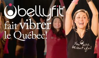 Bellyfit fait vibrer le Québec: Ville de Québec