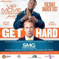 GET HARD Movie Screening Party