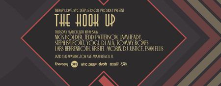 The Hook Up WMC 2015