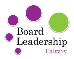 Board Leadership Calgary 2015