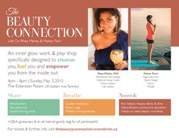 The Beauty Connection with Meher Pavri and Dr. Rhea...