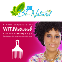 The WITJ Natural Hair & Beauty Expo Birmingham 2015 |...