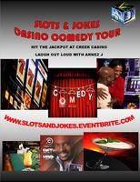 Slots & Jokes Casino & Comedy Tour