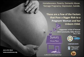 Sara's House presents the 6th Annual Community Baby...