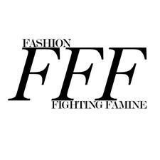 Fashion Fighting Famine logo