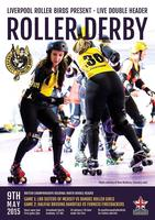 Liverpool Roller Birds: British Championships 9th May...