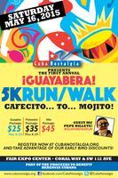 The GUAYABERA 5K Run/Walk