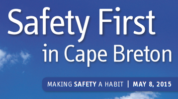 Safety First in Cape Breton 2015