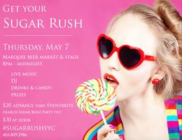 Sugar Rush Party YYC