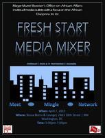 Fresh Start Media Mixer