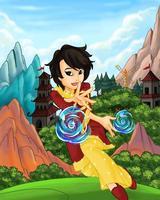 Princess Ten Ten: Special Book Reading
