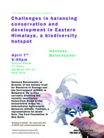 Challenges in Balancing Conservation and Development in...