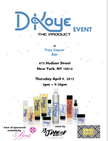 DKoye The Product Launch Event
