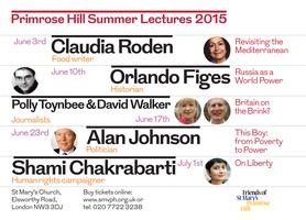 Primrose Hill Lectures 2015: POLLY TOYNBEE & DAVID...
