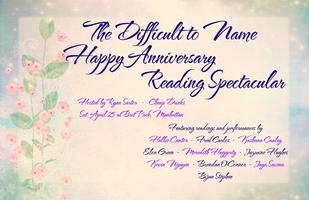 The Difficult to Name Happy Anniversary Reading Spectac...