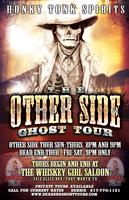 The Other Side Ghost Tour W.